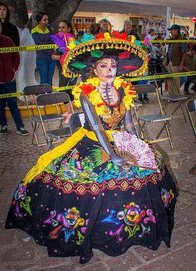 Beautiful Catrinas of Mexico CC294
