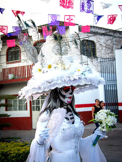 Beautiful Novias of Ixtlahuacan, Jalisco, Mexico N-217