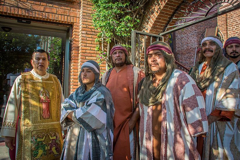 Jesus Deciphels / Discípulos de Jesú CE-210