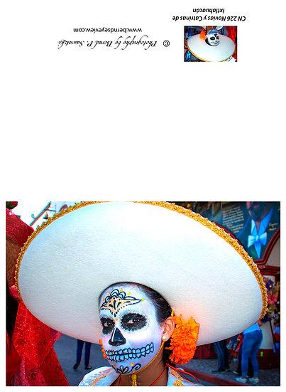 Novia's and Catrina's de Ixtlahuacan, Jalisco N-226