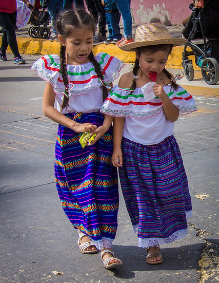 People of Mexico 681