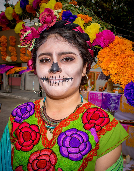 Day of the Dead Chapala / Día de Muertos Chapala CD236
