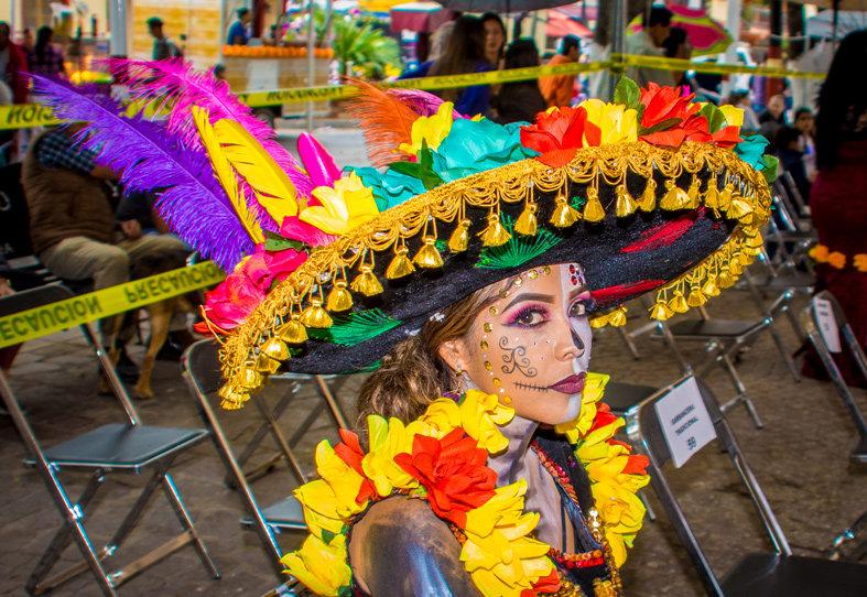 Beautiful Catrinas of Mexico CC292