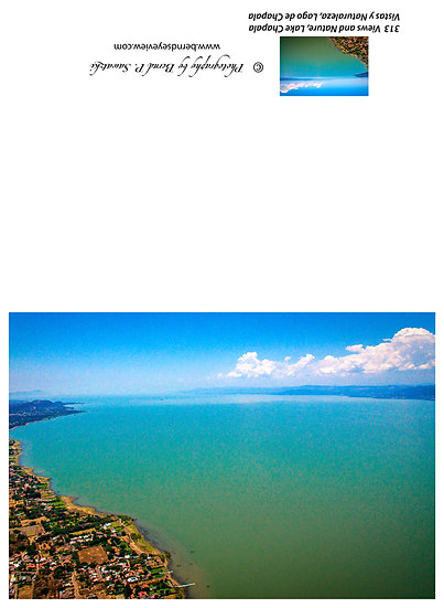 Views Lake Chapala / Vistas Lago de Chapala 313