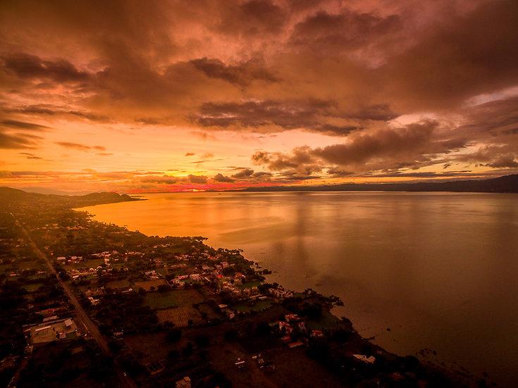 Lake Chapala A381