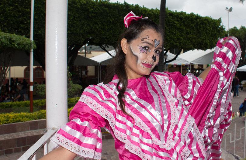 Beautiful Catrinas of Mexico CCA214