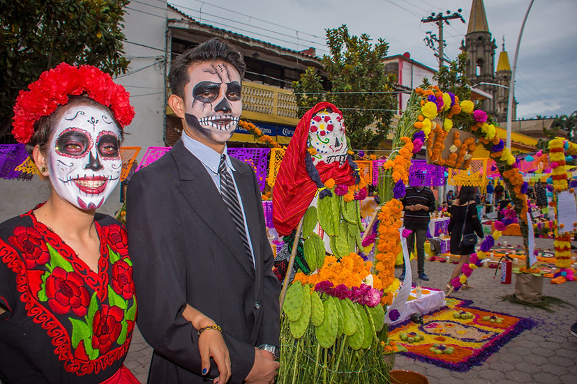 Day of the Dead Chapala / Día de Muertos Chapala CD240