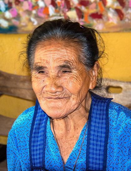 Grandmother/Abuela, San Juan Cosala 622