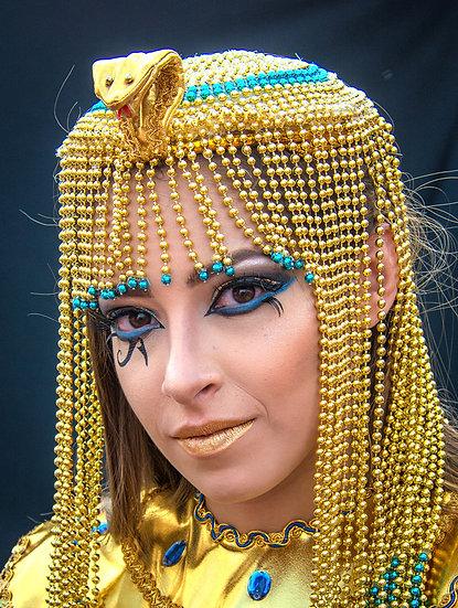 Cleopatra, Day of the Dead / Cleopatra en el Día de los Muertos D-201