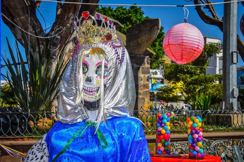 Day of the Dead Chapala / Día de Muertos Chapala CD268