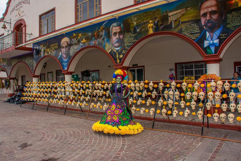 Beautiful Catrinas of Mexico CC230