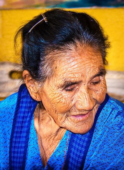Grandmother/Abuela, San Juan Cosala 621