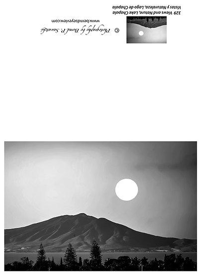 Moon over Mt. Garcia / Luna sobre el monte García 329