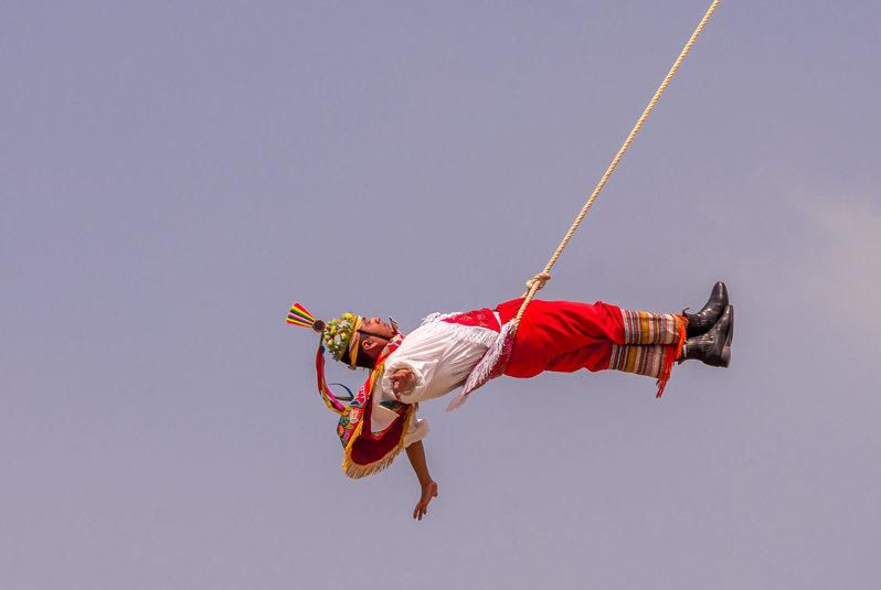 Papantla Flyers / Voladores de Papantla CV-229