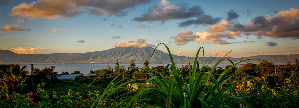 Lake Chapala, Mte. Garcia A337