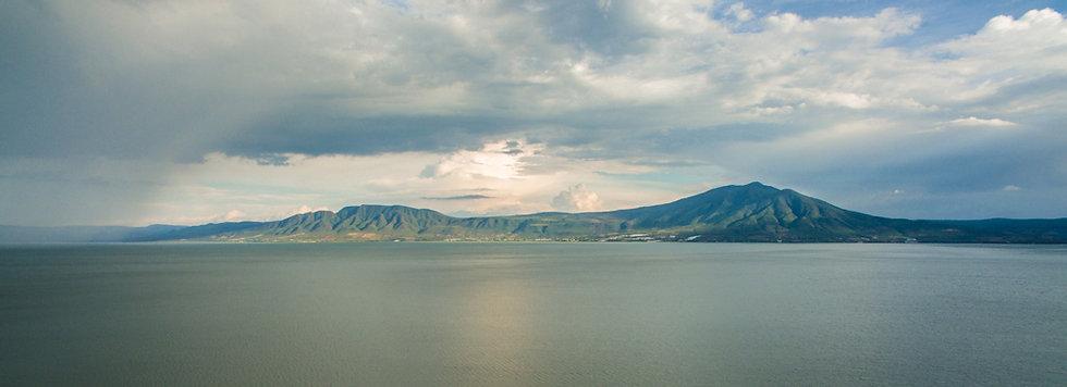 Lake Chapala, Mte. Garcia A326