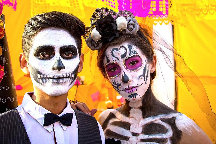Day of the Dead Chapala / Día de Muertos Chapala D-205