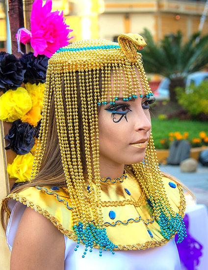 Cleopatra, Day of the Dead / Cleopatra en el Día de los Muertos D-202