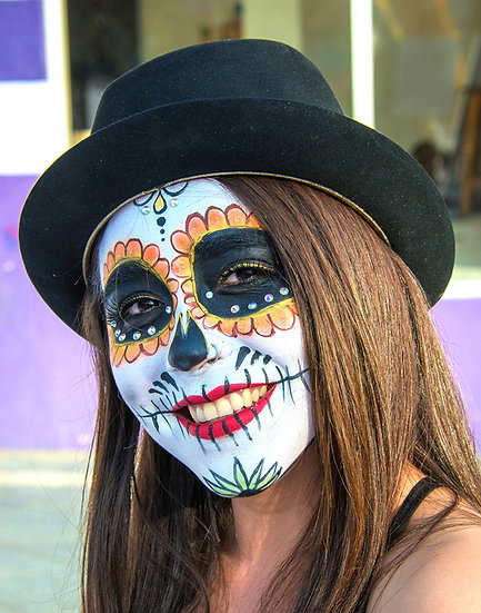Beautiful Catrina's of Mexico, Ixtlahuacan N-203
