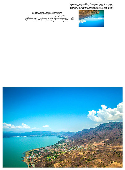 Views Lake Chapala / Vistas Lago de Chapala 344