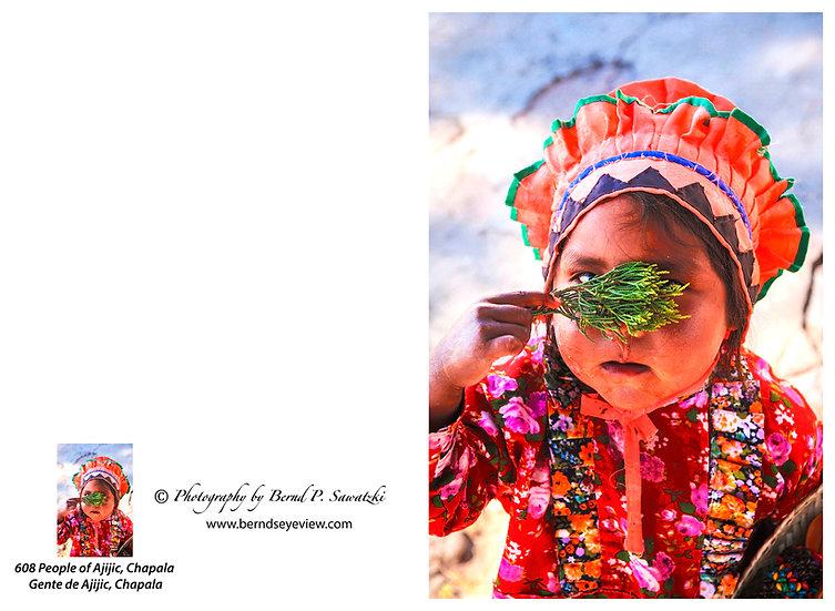 Tamahuaran Girl 608