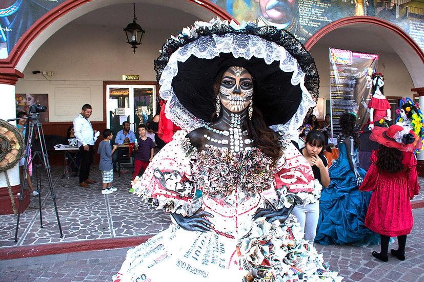 Beautiful Catrina's of Mexico, Ixtlahuacan N-208