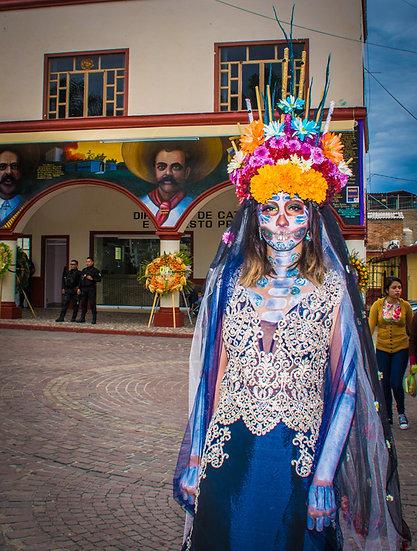 Beautiful Catrinas of Mexico CC249