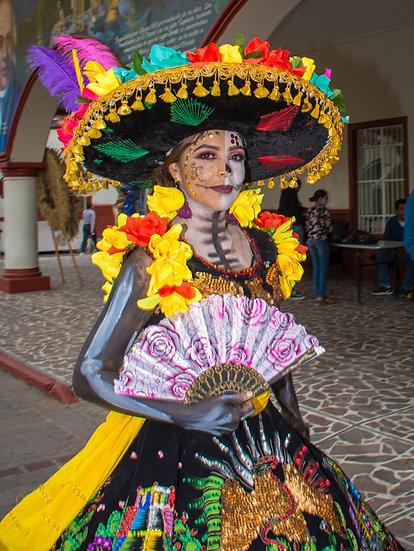 Beautiful Catrinas of Mexico CC274