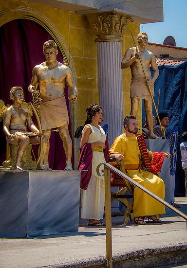 Pontius Pilatus CE-205