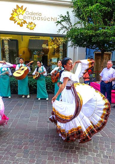 Mariachi Dancer 627