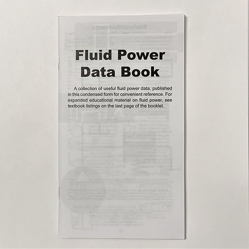 Fluid Power Data Book