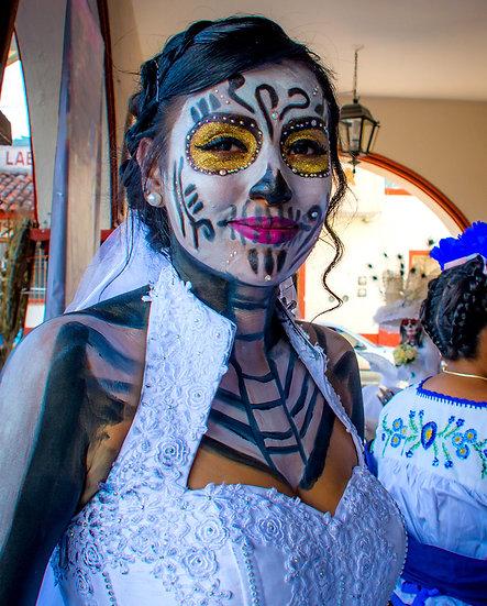 Beautiful Catrina's of Mexico, Ixtlahuacan N-205