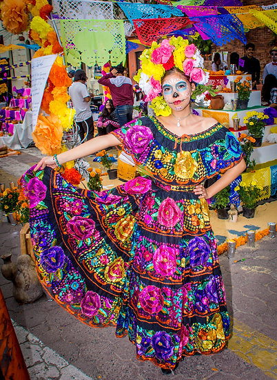 Day of the Dead Chapala / Día de Muertos Chapala CD226