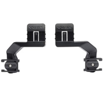 dynaEdge AR100 Safety Helmet Mounts (L&R)