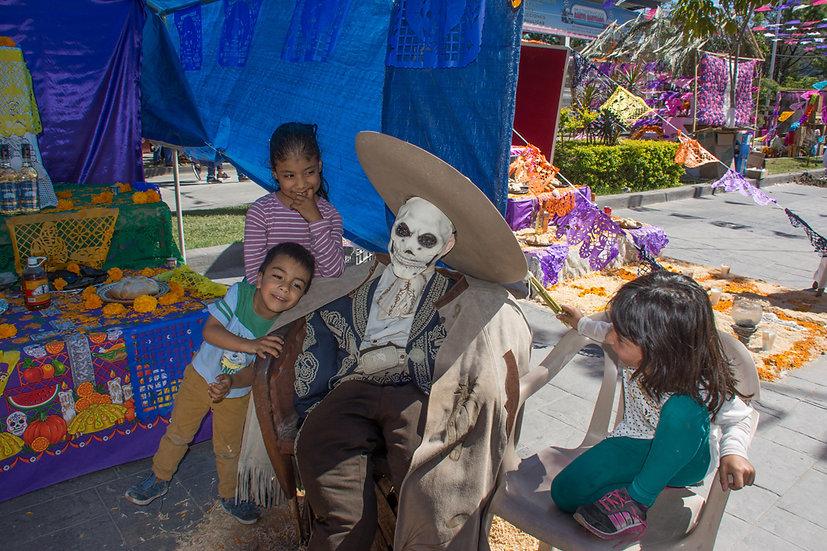 Day of the Dead Chapala / Día de Muertos Chapala CD258