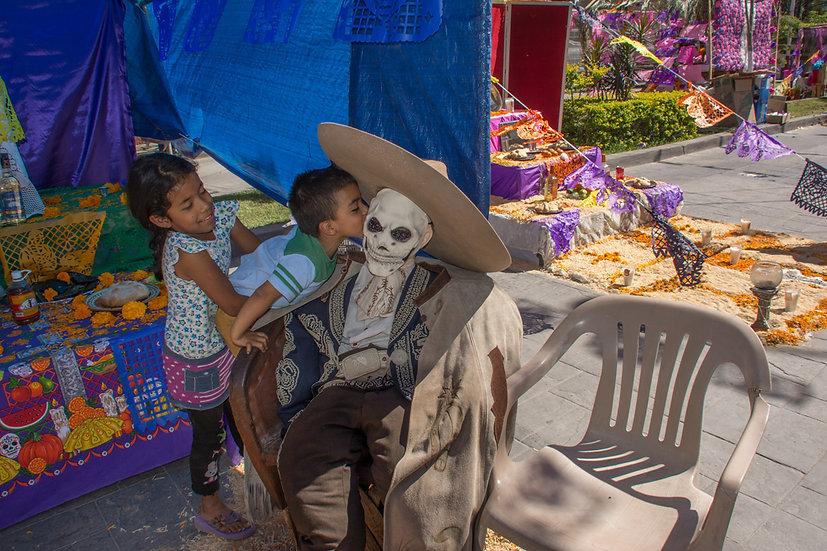 Day of the Dead Chapala / Día de Muertos Chapala CD259