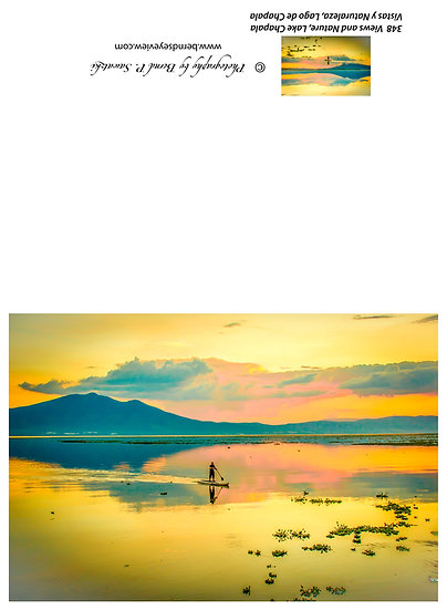 Views Lake Chapala / Vistas Lago de Chapala 348