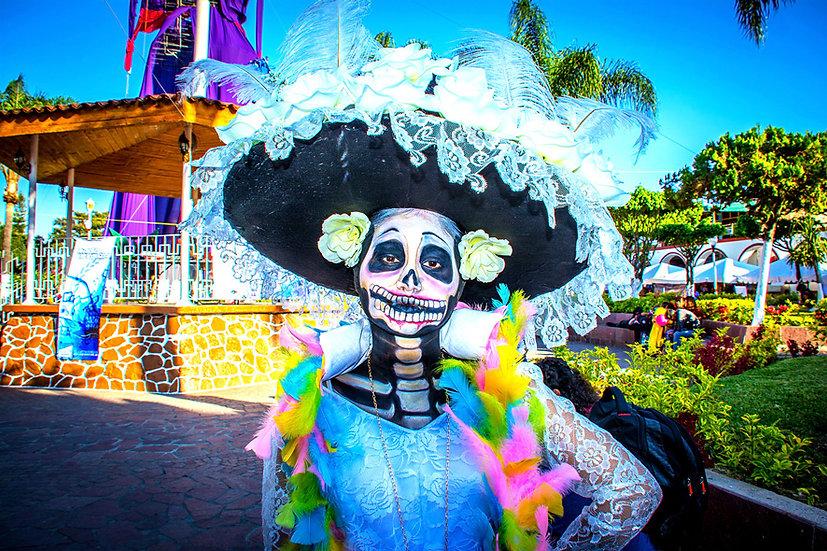 Beautiful Catrina's of Mexico, Ixtlahuacan N-221