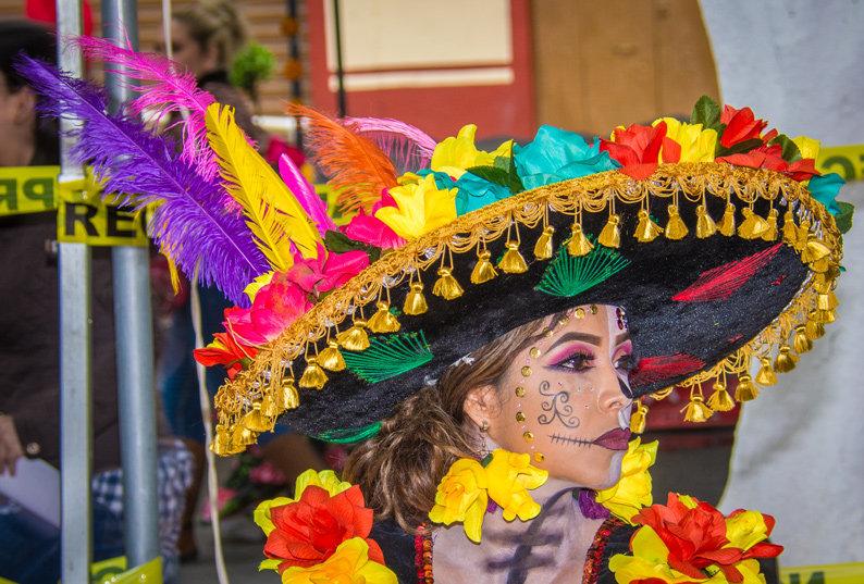 Beautiful Catrinas of Mexico CC282