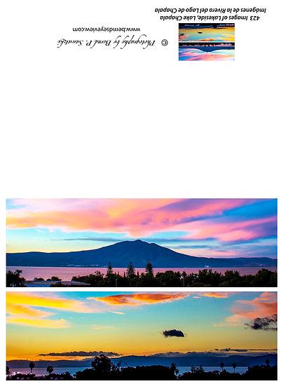Lake Chapala - Mount Garcia, 2,756m / El lago Chapala - Mte. García, 2.756m 423