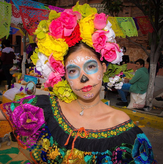 Day of the Dead Chapala / Día de Muertos Chapala CD227