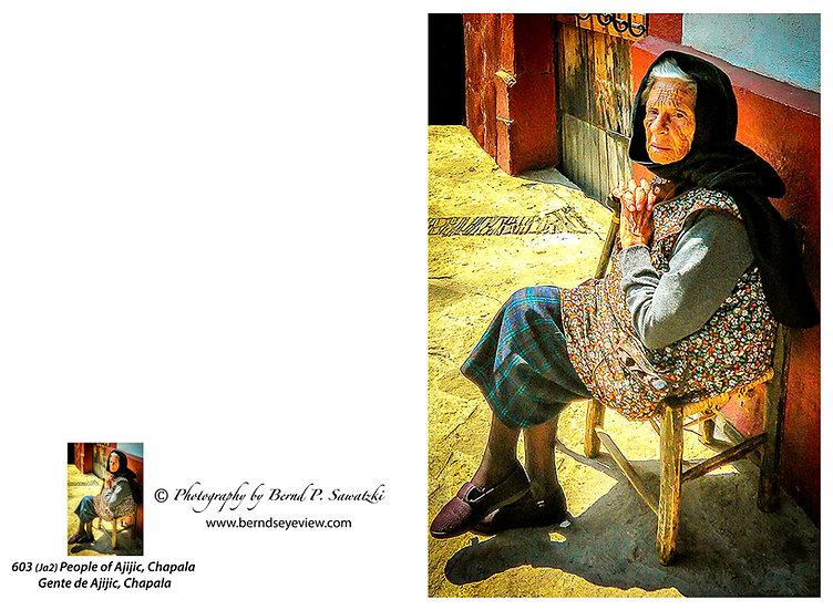 Grandmother/Abuela, Papalpa 603-Ja2