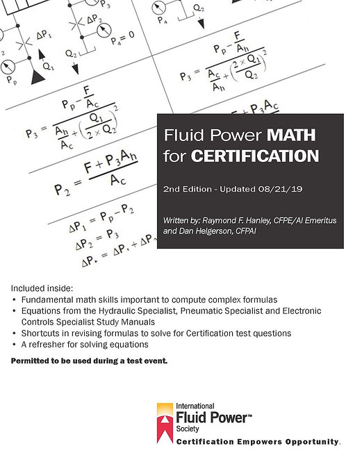 IFPS Math for Certification