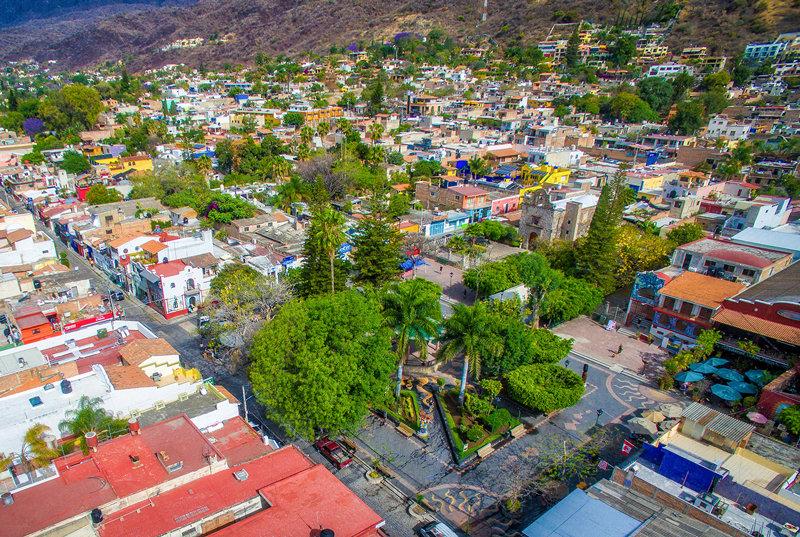 Aerial Chapala / Vista aérea de Chapala 040