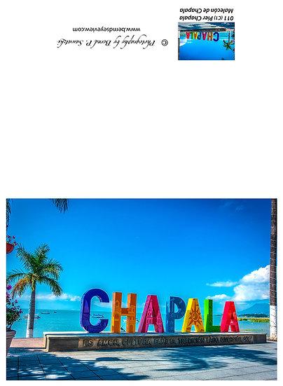 Chapala Sign / Signo de Chapala 011-C1