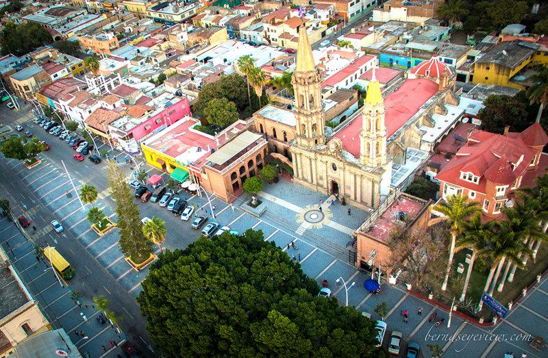 Aerial Chapala / Vista aérea de Chapala 030