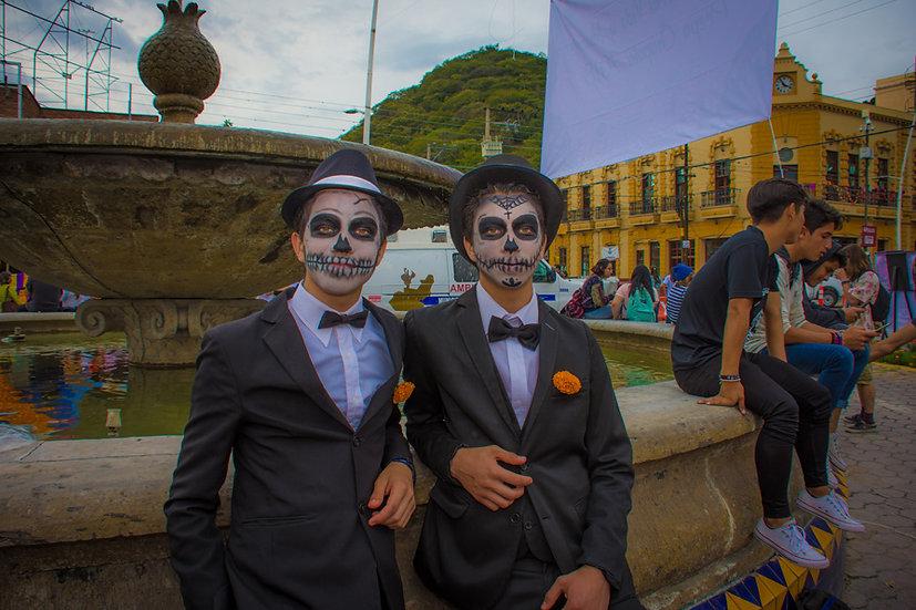 Day of the Dead Chapala / Día de Muertos Chapala CD257