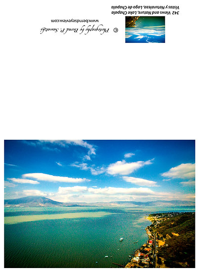 Views Lake Chapala / Vistas Lago de Chapala 342
