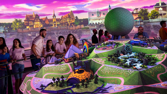 New 'Epcot Forever' Nighttime Spectacular, Epcot Experience Debut Today!
