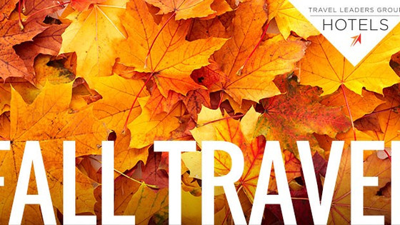 Fall Travel with Park & Preston!